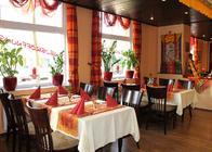 Restaurant Lumbini - Essbereich